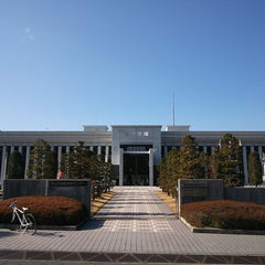 Photo taken at 岡山県運転免許センター by saku j. on 3/21/2013