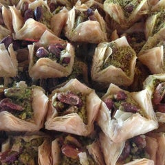 Photo taken at Baklava Factory by Evelyn T. on 6/2/2013