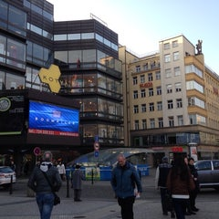 Photo taken at OD Kotva by Ольга Х. on 2/28/2014