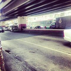 Photo taken at LRT 1 (5th Avenue Station) by Shukri R. on 2/9/2013