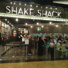 Photo taken at Shake Shack by Orbay T. on 2/2/2013