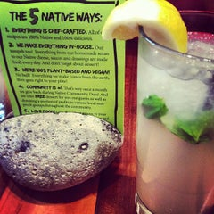 Photo taken at Native Foods by Carl M. on 3/22/2013