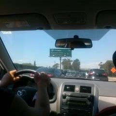 Photo taken at I-5 (Santa Ana Freeway) by Michael W. on 5/12/2013
