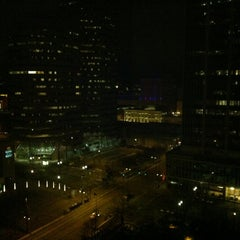 Photo taken at Marriott City Center by Corey E. on 1/30/2013