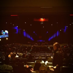 Photo taken at Microsoft Theater by Ashley B. on 2/18/2013