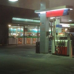 Photo taken at Caltex Woolworths by Mark W. on 5/11/2013