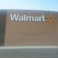 Photo taken at Walmart Supercenter by LaToya B. on 2/7/2013