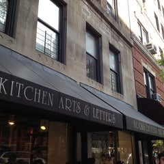 Photo taken at Kitchen Arts & Letters by Patricia K. on 5/6/2014