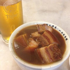 Photo taken at Pao Xiang Bak Kut Teh (宝香绑线肉骨茶) by C on 8/25/2014