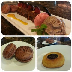 Photo taken at The Harvest Patissier & Chocolatier by Monica K. on 12/10/2012