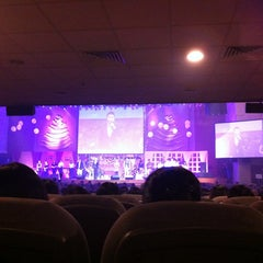 Photo taken at Full Gospel Assembly (FGA) by Christy T. on 12/24/2012
