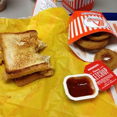 Photo taken at Whataburger by Freddy O. on 1/29/2013