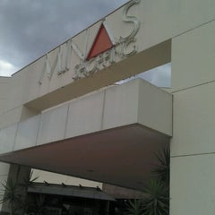 Photo taken at Minas Shopping by Ramon O. on 1/23/2013