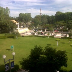 Photo taken at Universidad Panamericana (UP Campus Guadalajara) by Rafille A. on 4/11/2013