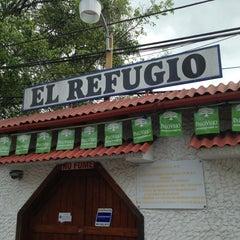 Photo taken at El Refugio by Javier Q. on 3/2/2013