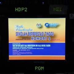 Photo taken at Bahagian Teknologi Pendidikan by Cik E. on 10/30/2014