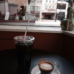 Photo taken at The Happy Cappuccino Coffee House by Typical S. on 4/22/2014