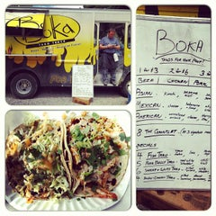 Photo taken at Boka Tako Truck by Typical S. on 5/23/2013