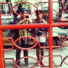 Photo taken at Metrobús Durango L1 by Yo soy raul on 2/25/2013