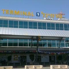 Photo taken at Terminal 1 by Evgeni G. on 4/27/2013