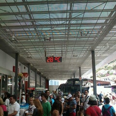 Photo taken at Autobusni Kolodvor Dubrovnik | Dubrovnik Bus Station by Tatiana S. on 6/30/2013