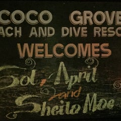 Photo taken at Coco Grove Beach Resort by Sheila N. on 9/25/2015