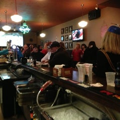 Photo taken at The Clock Tavern by Melissa B. on 1/27/2013
