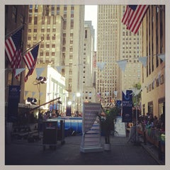 Photo taken at TODAY Show by Garrett S. on 6/20/2013
