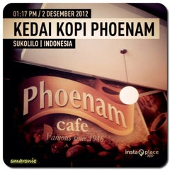 Photo taken at Phoenam Cafe by smaronie on 12/2/2012