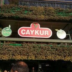 Photo taken at Çaykur Çay Evi by Zehra on 3/13/2013