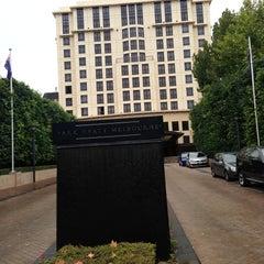Photo taken at Park Hyatt Melbourne by Angel L. on 4/15/2013