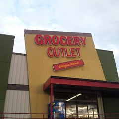 Photo taken at Grocery Outlet by Diako T. on 4/12/2013