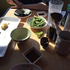 Photo taken at Mio Sushi by Patrick C. on 3/3/2015