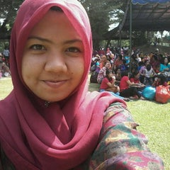 Photo taken at Hairos Indah Waterpark by Qadrul F. on 3/7/2015