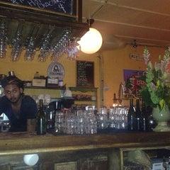 Photo taken at Le Grainne Cafe by Sophia N. on 1/27/2013