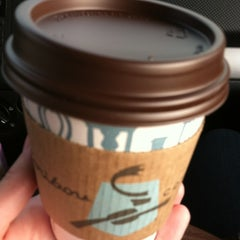 Photo taken at Caribou Coffee by Katie S. on 2/24/2013