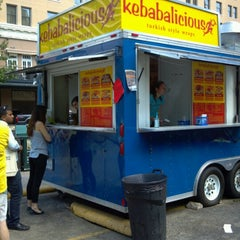 Photo taken at Kebabalicious by John N. on 10/5/2012
