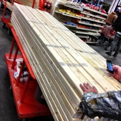 Photo taken at The Home Depot by Rachel E. on 1/28/2013