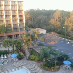 Photo taken at Holiday Inn Orlando Sw - Celebration Area by Semra B. on 1/27/2013