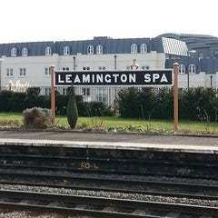 Photo taken at Leamington Spa Railway Station (LMS) by Craig B. on 2/28/2013
