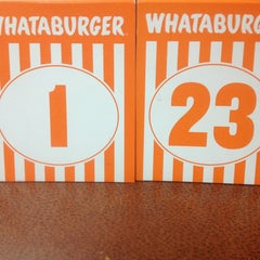 Photo taken at Whataburger by Nikita C. on 3/4/2013