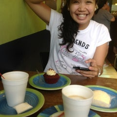 Photo taken at Angelica's Bakeshop by Mavy S. on 2/20/2013