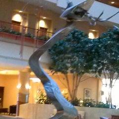 Photo taken at Renaissance Dallas Richardson Hotel by Suni H. on 4/6/2013