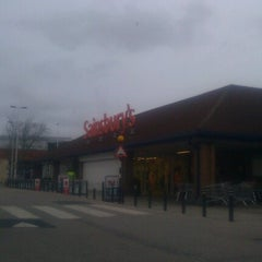 Photo taken at Sainsbury's by MARTIN D. on 3/11/2013