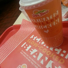 Photo taken at Del Taco by Armando A. on 3/30/2013