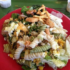 Photo taken at Souplantation by Millicent A. on 12/27/2012