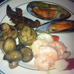 Photo taken at Asia Buffet by Chellie D. on 5/11/2013