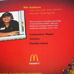 Photo taken at McDonald's by Ian D. on 7/1/2013