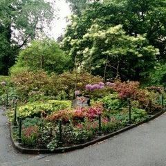 Photo taken at Heather Garden by Shayna on 6/2/2015