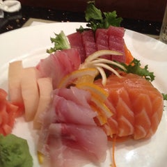Photo taken at Mei Sushi by Michael L. on 6/26/2015